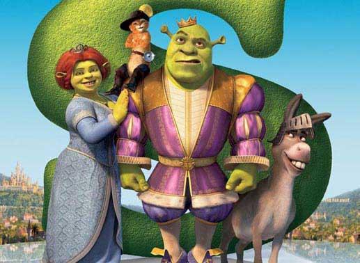 Shrek Reihe
