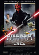 STAR WARS 3D – Gewinn Film-Goodies!
