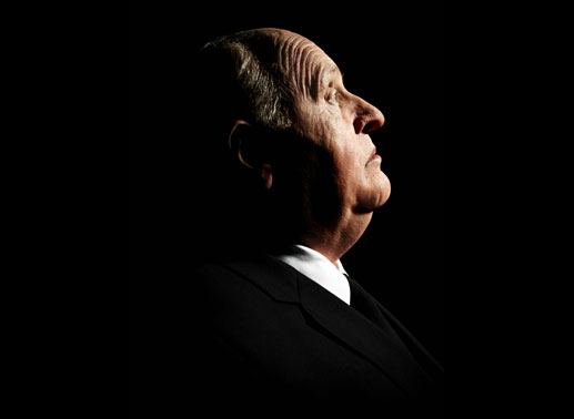 Anthony Hopkins ist Alfred Hitchcock. Bild: Sender / Twentieth Century Fox