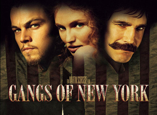 """Gangs of New York"" . Bild: Sender / Initial Entertainment Group, Inc."