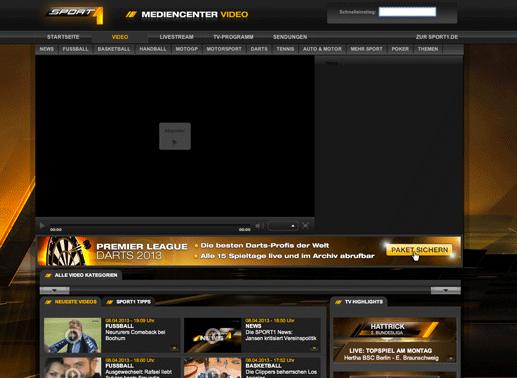 Sport 1 Media
