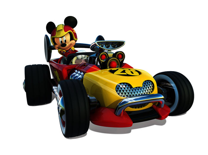 Mickey and the Roadster Racers. Bild: Sender / Disney