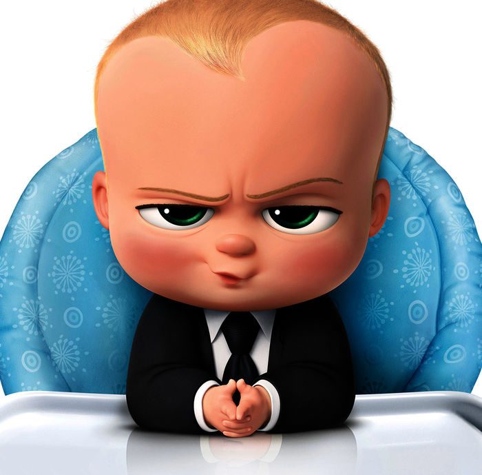 The Boss Baby.  Bild: Sender / ORF / Sevenone / 2017 DreamWorks