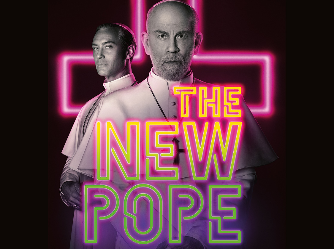 Sky-Premiere: The New Pope