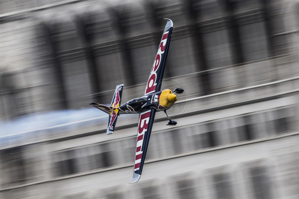 Red Bull Air Race live aus Indianapolis