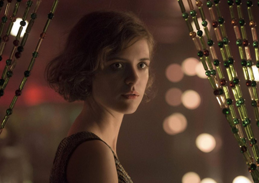 Liv Lisa Fries in Babylon Berlin. Bild: Sender/Sky