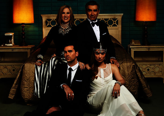 Schitt´s Creek. Bild: Sender /  ITV Studios. All rights reserved.