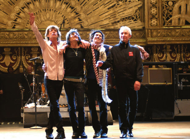 Bild zu: The Rolling Stones - Crossfire Hurricane