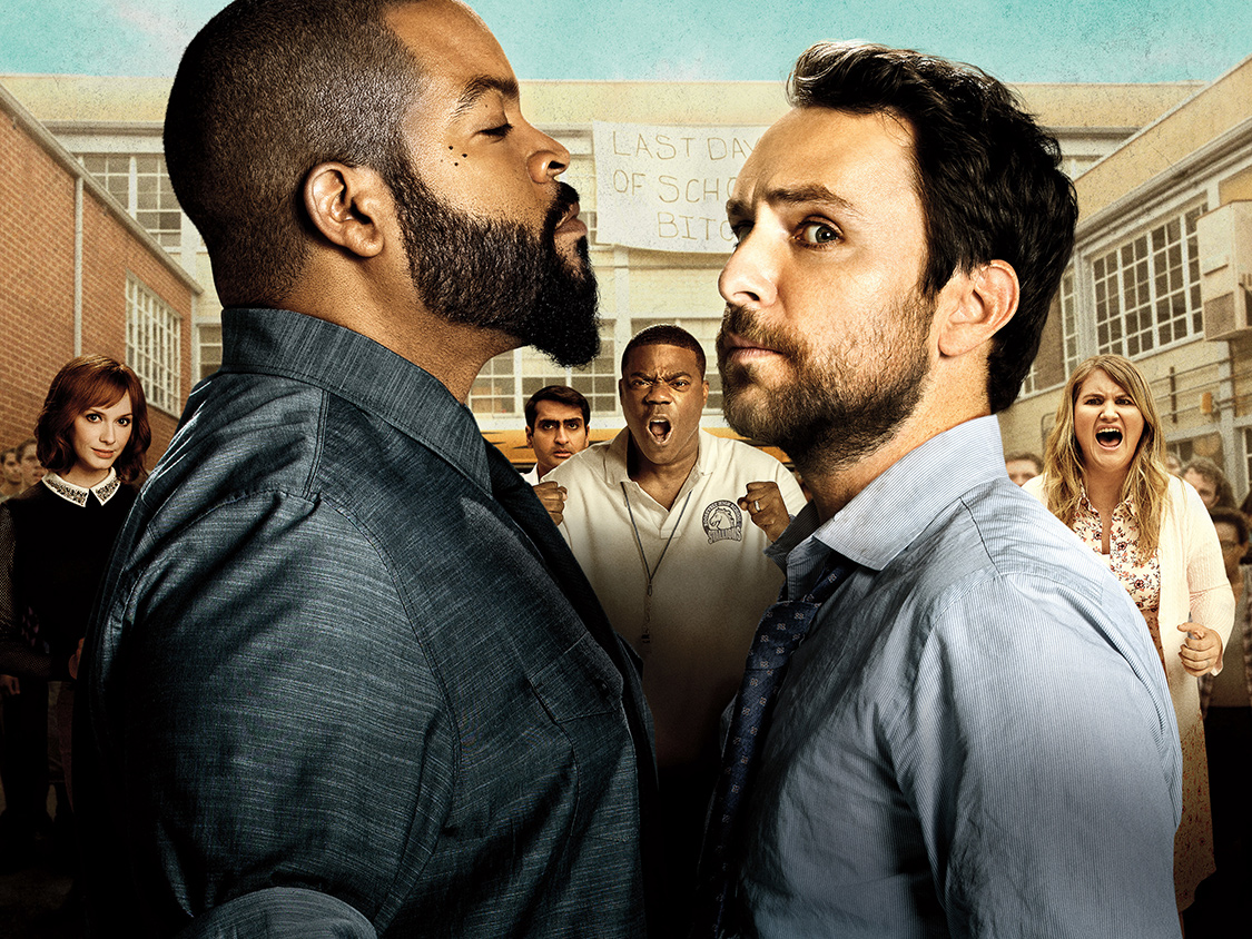 VERSCHOBEN: ORF-Premiere: Fist Fight