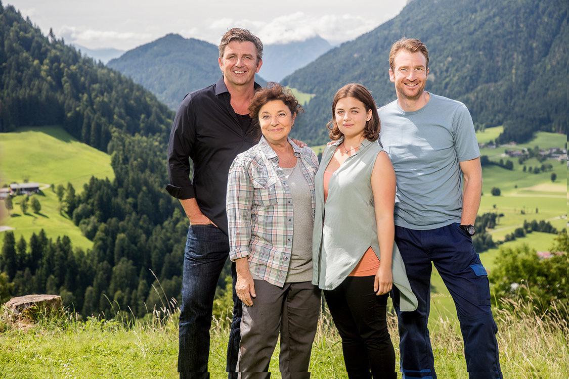 Neues vom Bergdoktor: Start Staffel 14