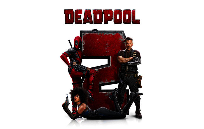 Deadpool 2. Bild: Sender /  2018 Twentieth Century Fox Film Corporation. All rights reserved.
