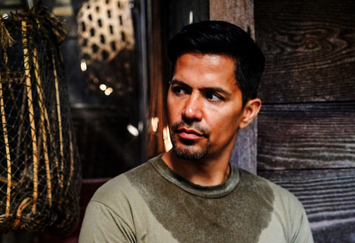 Thomas Magnum ( Jay Hernandez). Bild: Sender / TVNOW / © 2018 CBS Studios Inc. and Universal Television LLC. ALL RIGHTS RESERVED.